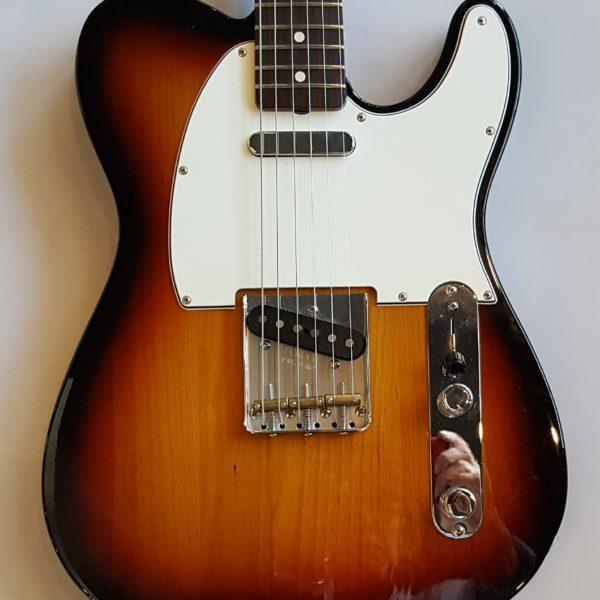 Fender Telecaster Baja Sunburst 2014