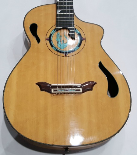 Pimentel & Sons Custom Built Classical Guitar