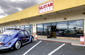 Guitar Pickers Scottsdale Arizona