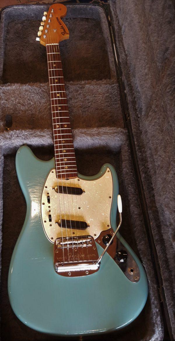 Fender Mustangt