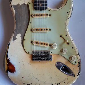 Fender John Cruz Masterbuild Custom Shop '61 Stratocaster Heavy Relic