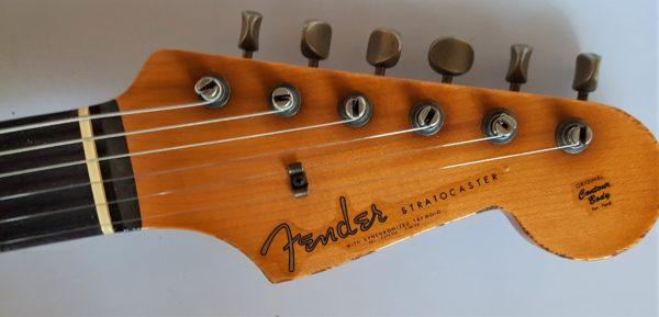 Fender Strat Masterbuilt