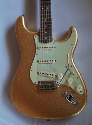 Fender Greg Fessler Custom Shop Master Design Masterbuild Sparkle Stratocaster Relic