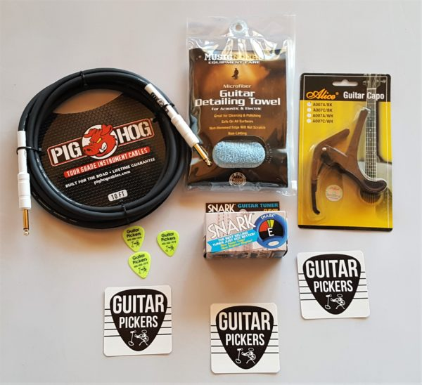 Guitar Gift Package for the Guitar Player in your Life.