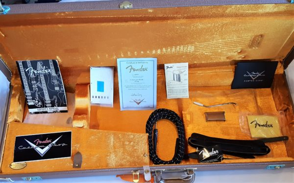 Fender John Cruz Masterbuilt Custom Shop '61 Stratocaster Heavy Relic