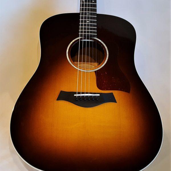 Taylor 210e-SB Deluxe 2016 Sunburst Acoustic Electric Guitar