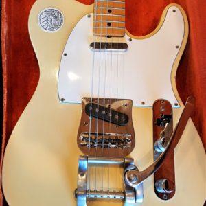 Fender Telecaster 1967 All Original with Rare Factory Bigsby