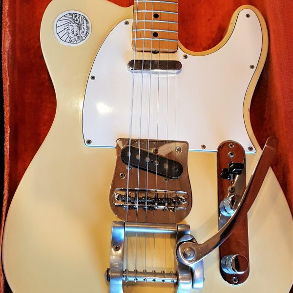Fender Telecaster 1967 All Original with Rare Factory Bigsby