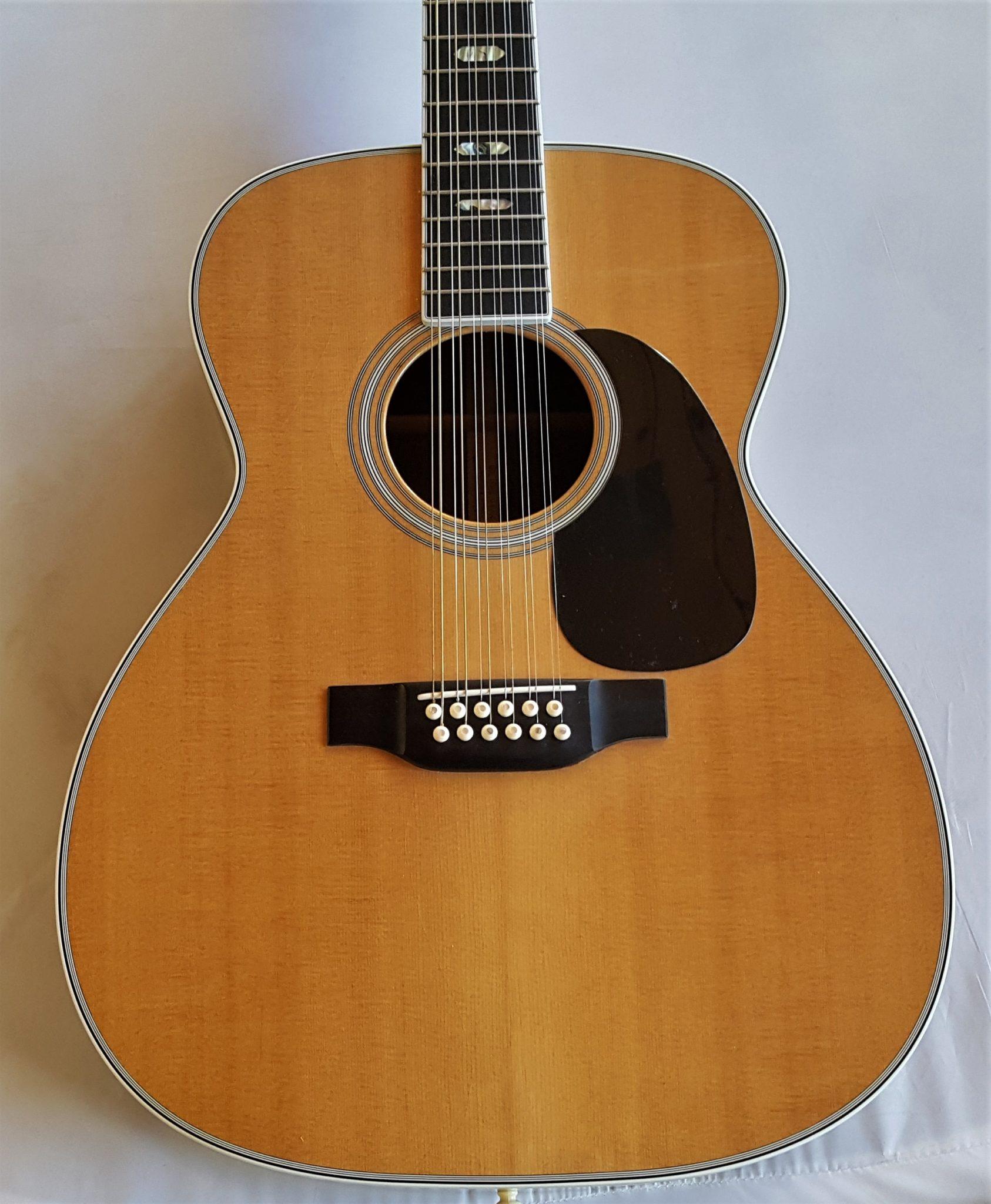 Martin J12 40M Jumbo Acoustic Guitar
