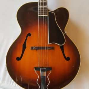 Gibson 1947 L-7 P Archtop Guitar