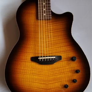 Tom Anderson Crowdster Sunburst Flame Top