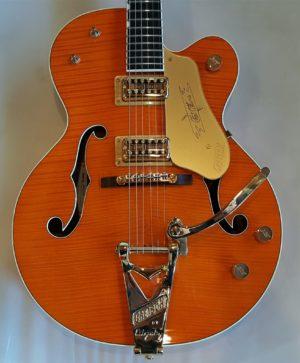 Gretsch G6120TM Chet Atkins Semi Hollow Body 2012 Guitar