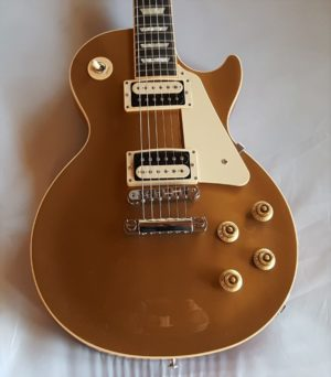 Gibson Les Paul Traditional Pro II Goldtop
