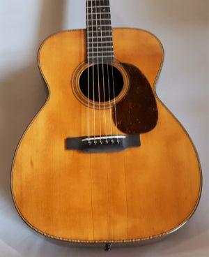 Martin 000-21 1938 Acoustic Vintage Guitar