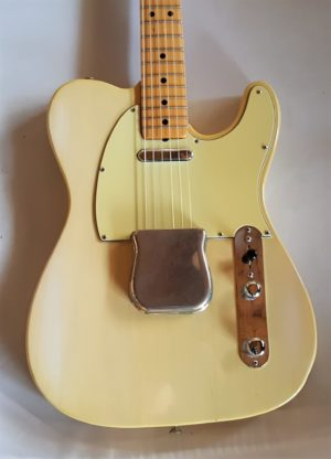 Fender Telecaster 1975 All Original Blonde