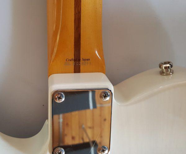 Fender Telecaster 2005 Arctic White