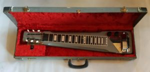 Rickenbacker Electro Vintage Lap Steel with M8 Tube Amp Set 1950's