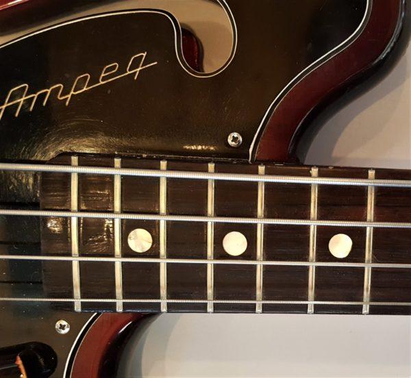 Ampeg Rare Vintage AEB-1 Bass