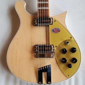 Rickenbacker 660 Mapleglo Natural 2012
