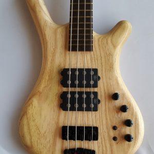 Warwick Bass Corvette $$ Double Buck 2015 Natural Germany 4 Strings