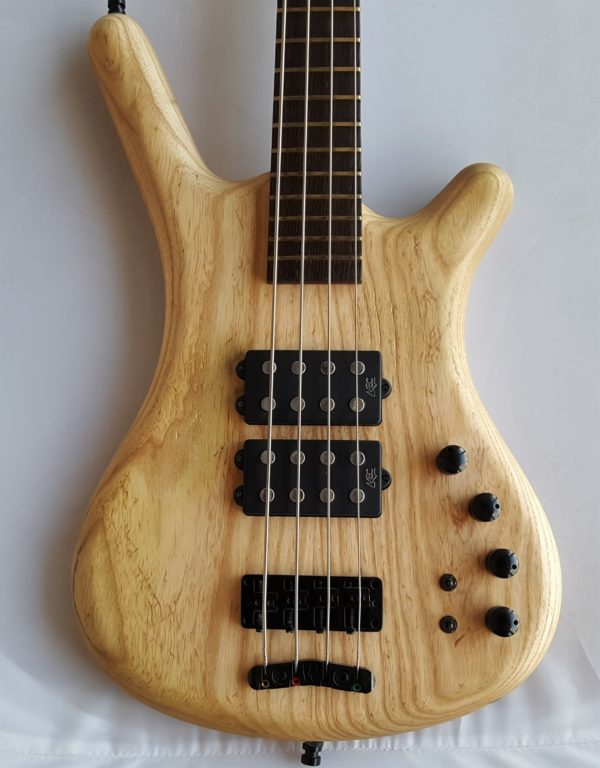 Warwick Bass Corvette $$ Double Buck 2015 Natural Germany 4 Strings