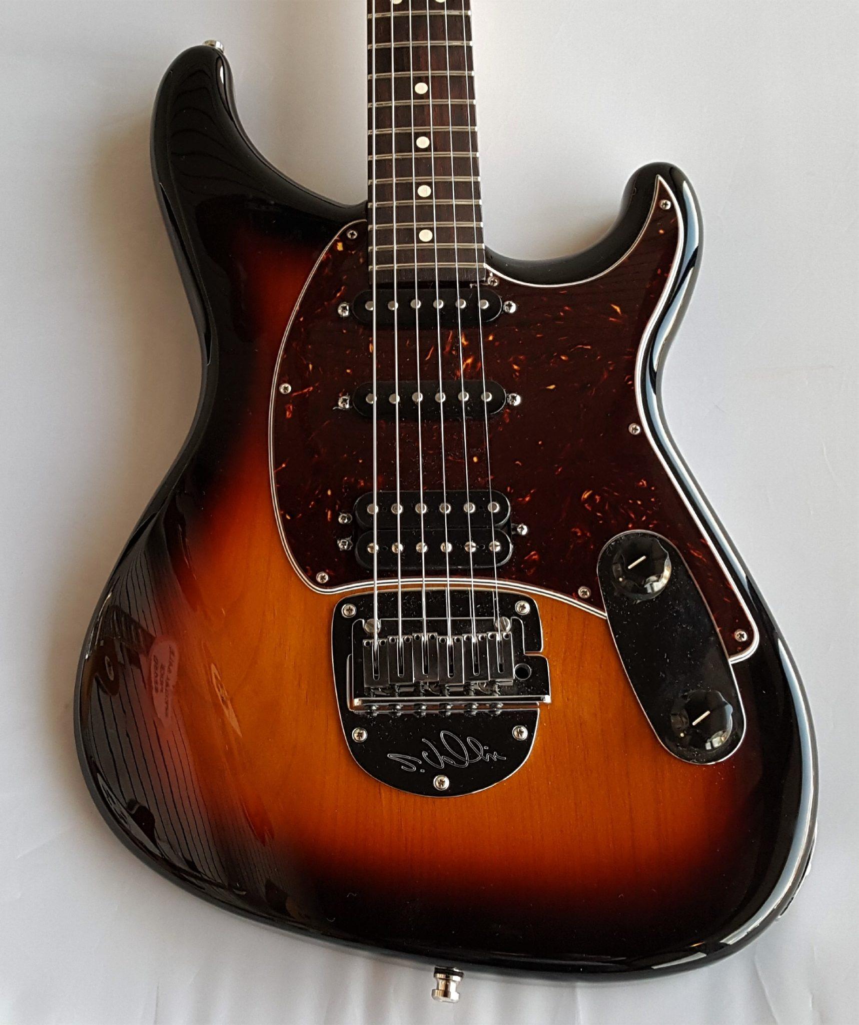 Fender Sergio Vallin Signature Electric Guitar