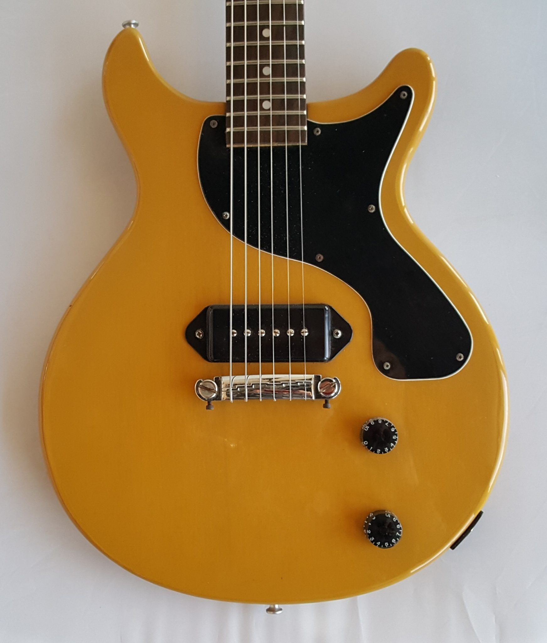 Epiphone Les Paul Jr. TV Yellow