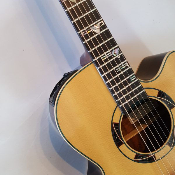 Takamine TSF48C Santa Fe Acoustic Electric Guitar