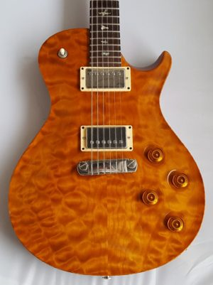 Paul Reed Smith SC Quilted Amber 10 Top 2001