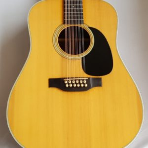 Martin D-12-28 ( 12 String ) Dreadnought - 1983 - Natural