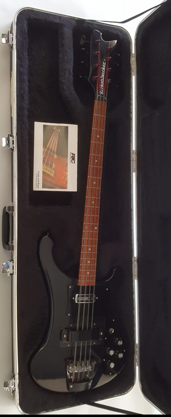 Rickenbacker 4003/S8 Rare 8 String Bass
