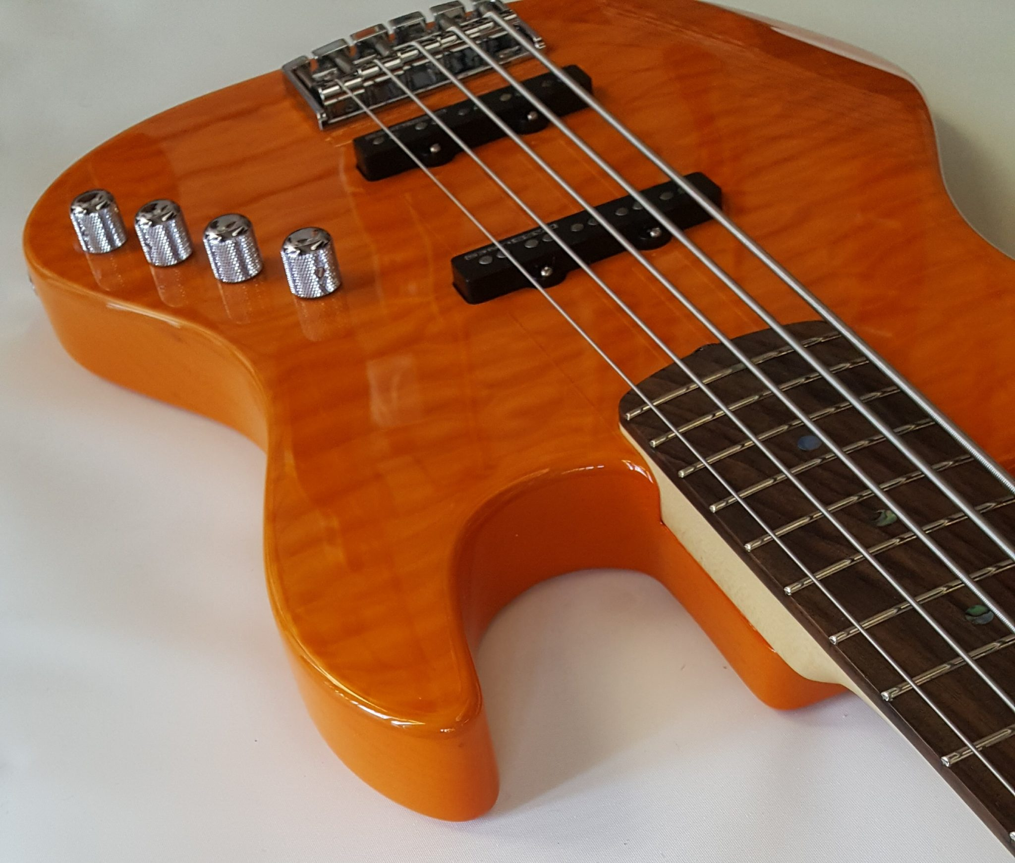ESP Ltd J5 5 String Electric Bass Made in Japan