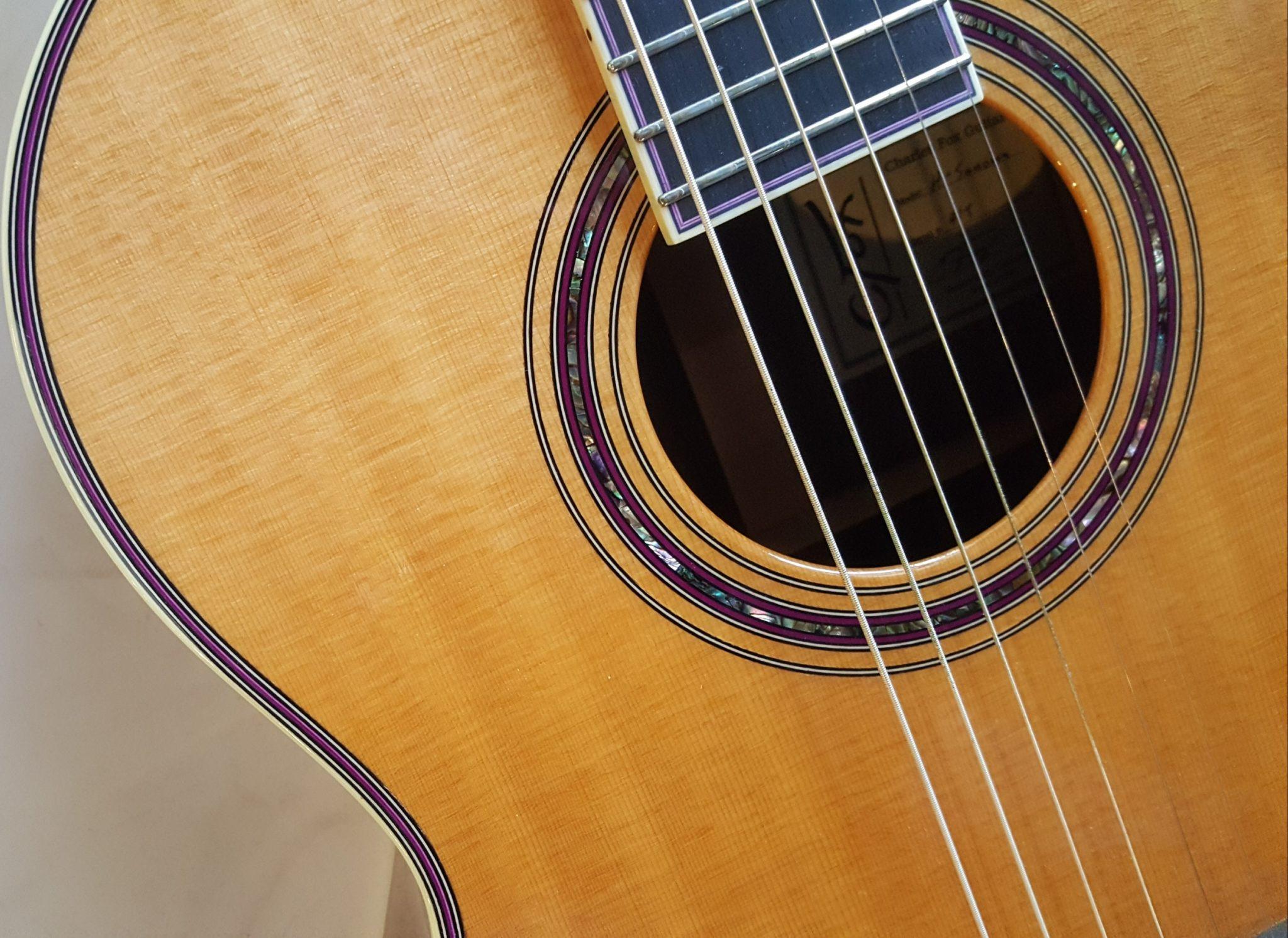 C Fox Guitar For Sale C Fox H Sonoma ...