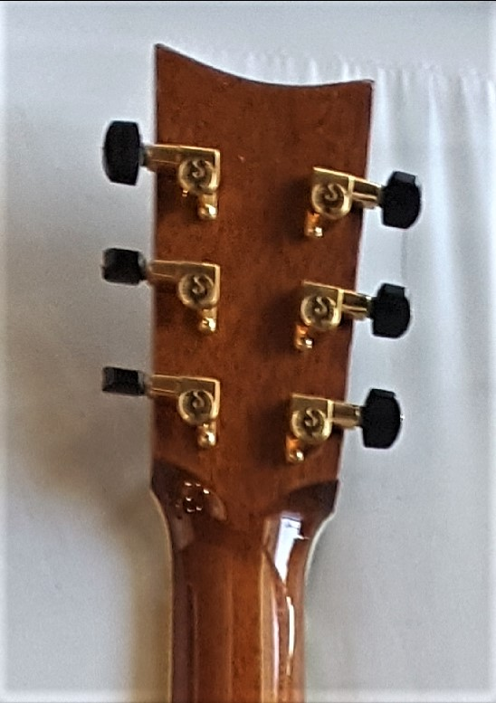 C Fox H Sonoma OM DLX Cocobolo Spruce Acoustic Guitar
