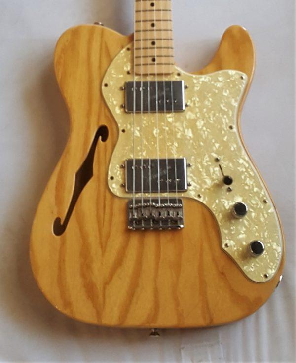 Fender '72 Thinline Telecaster Natural 2005