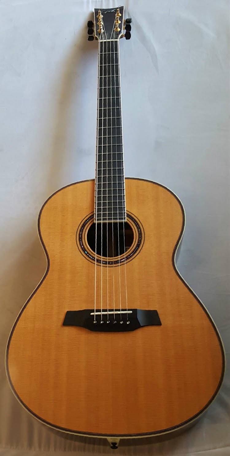 C Fox Guitar For Sale C Fox H Sonoma OM DLX ...