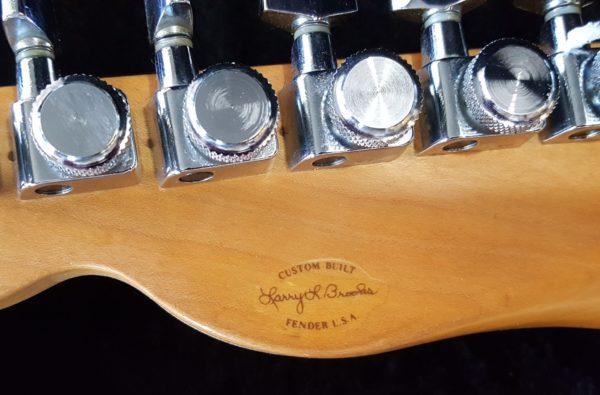 Fender Custom Shop Masterbuilt by Larry Brooks Strat with Tele Neck 1993