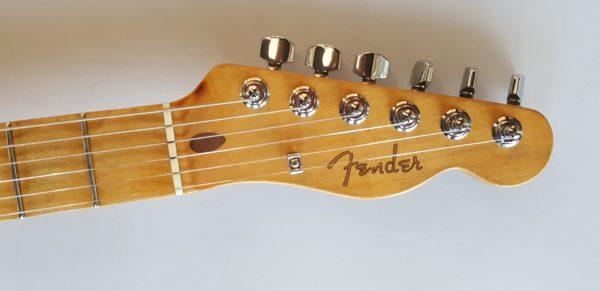 Fender Custom Shop Masterbuilt by Larry Brooks Strat with Tele Neck