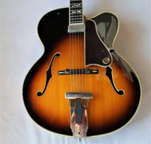 Gibson Johnny Smith Sunburst Original Hollowbody Archtop Vintage Guitar