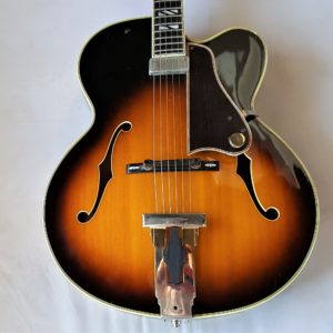Gibson Johnny Smith Sunburst Original Hollowbody Archtop Vintage Guitar