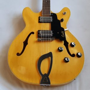 Guild Starfire IV 1972 Blonde