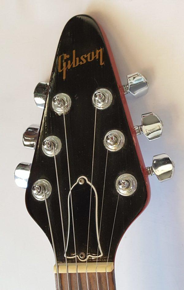 Gibson Flying V 1985 Red