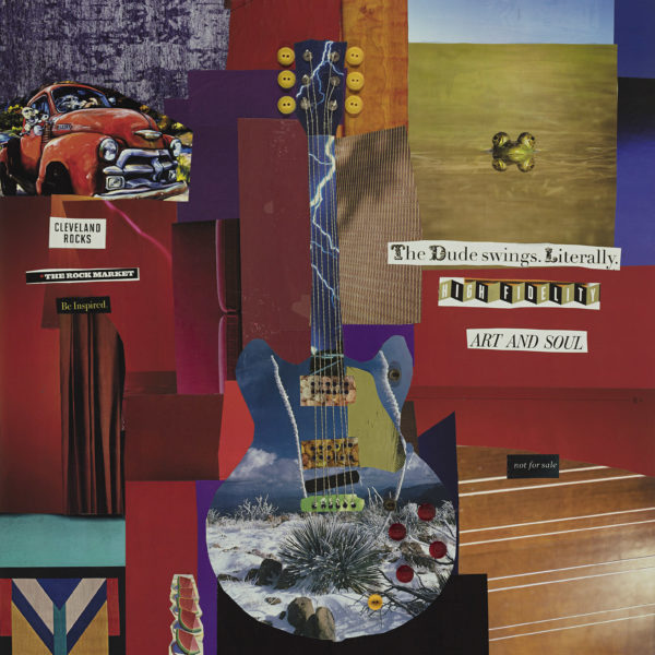 L. M. Lieberman, Art and Soul; Original Mixed Media Art Piece