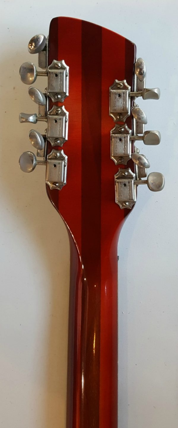 Rickenbacker 330-12 String Vintage All Original Fireglo 1967