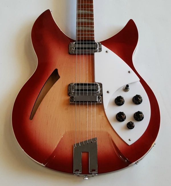 Rickenbacker 360V64 6 String Fireglo 1998
