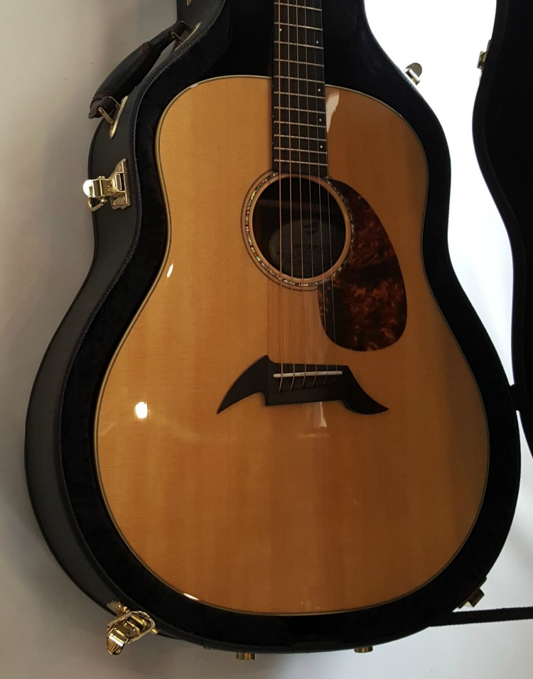 breedlove american series d20 sr acoustic guitar made in usa 2010 guitar pickers. Black Bedroom Furniture Sets. Home Design Ideas