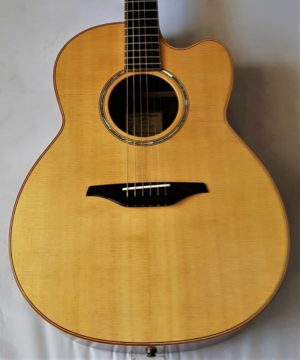 Mcilroy A30C Acoustic Guitar Handmade in Ireland