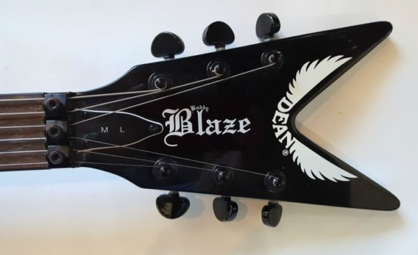 Dean Buddy Blaze ML Mint Condition 2009
