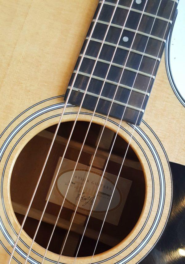Taylor 314ce Acoustic Electric Guitar 2015