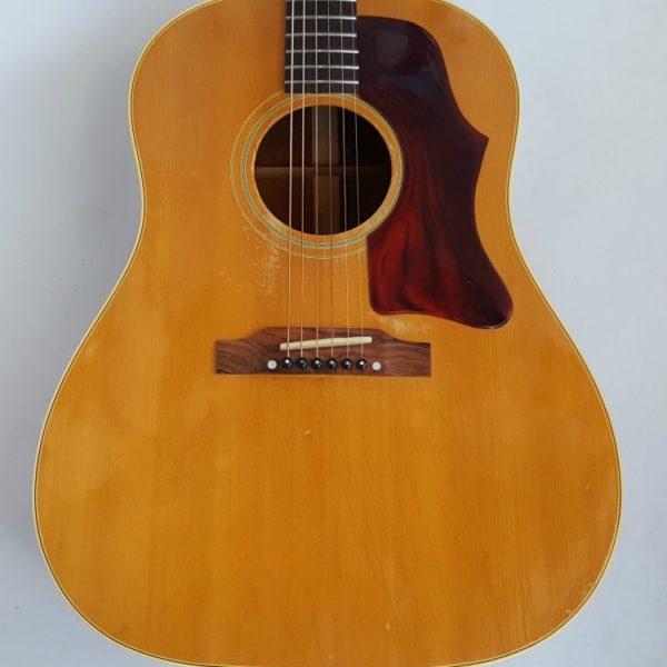 Gibson J-50 Natural 1965
